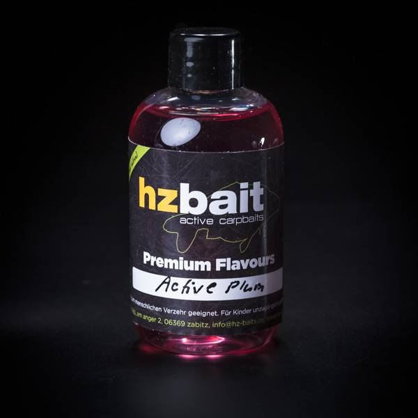 Active Plum - Premium Flavour (100ml)
